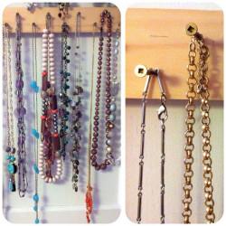 Jewellery Closet Organizer